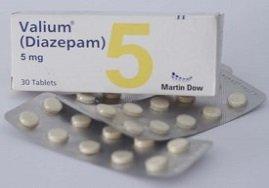 Diazepam-5mg