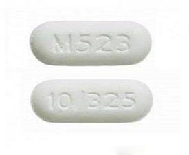 Hydrocodone-10-325mg