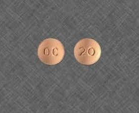 OxycontinOC20mg