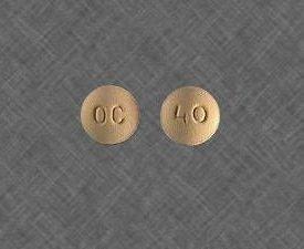 OxycontinOC40mg